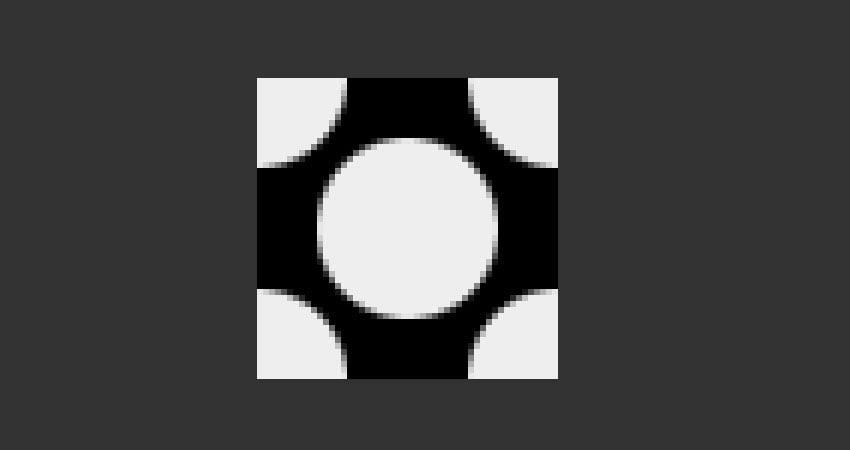 Create the Corner Dots
