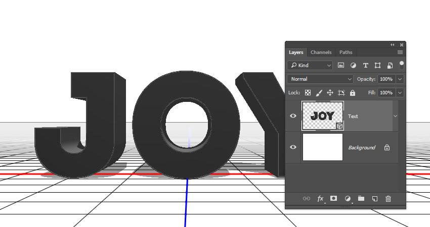 Merge 3D Layers