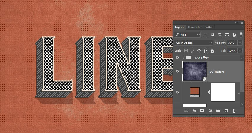 Add the Background Texture Overlay