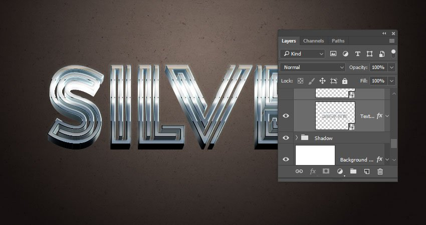 Copy and Paste Layer Style