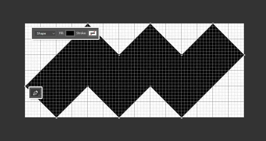 Create the ZigZag Shape