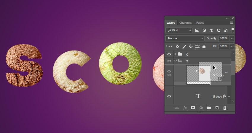 Duplicate the Scoop Image