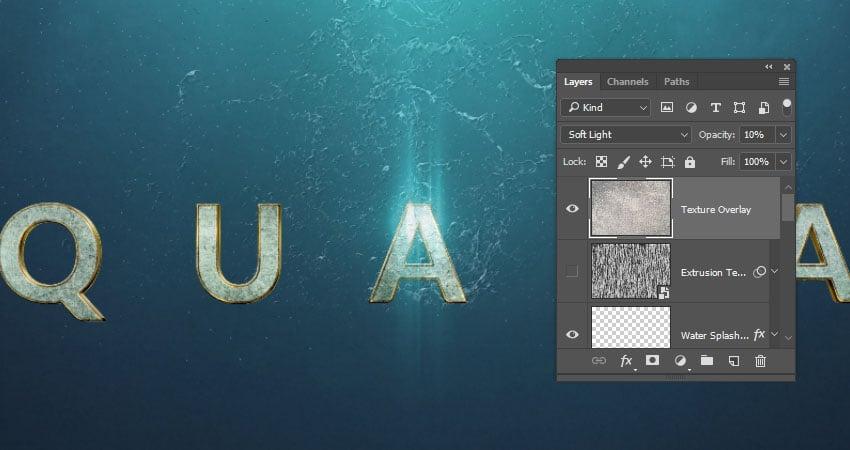 Add a Texture Overlay