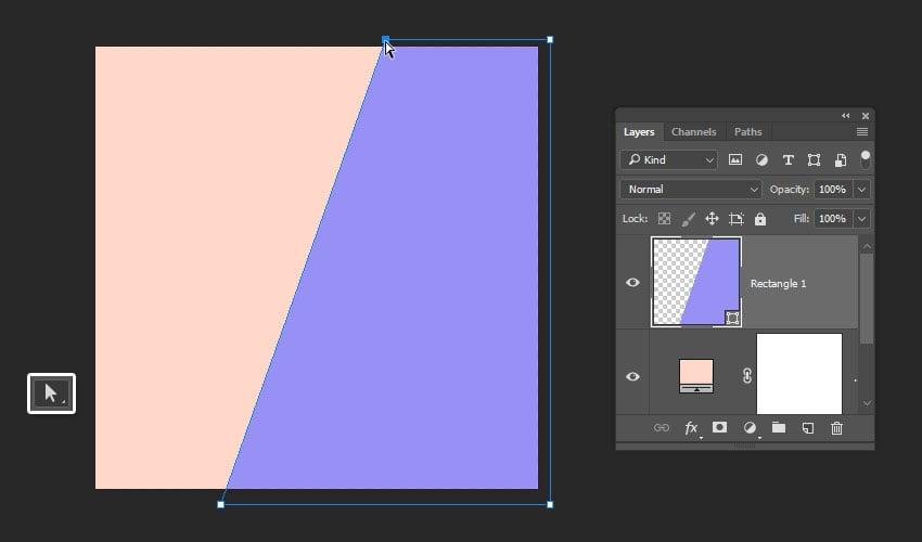 Add a Rectangle Shape