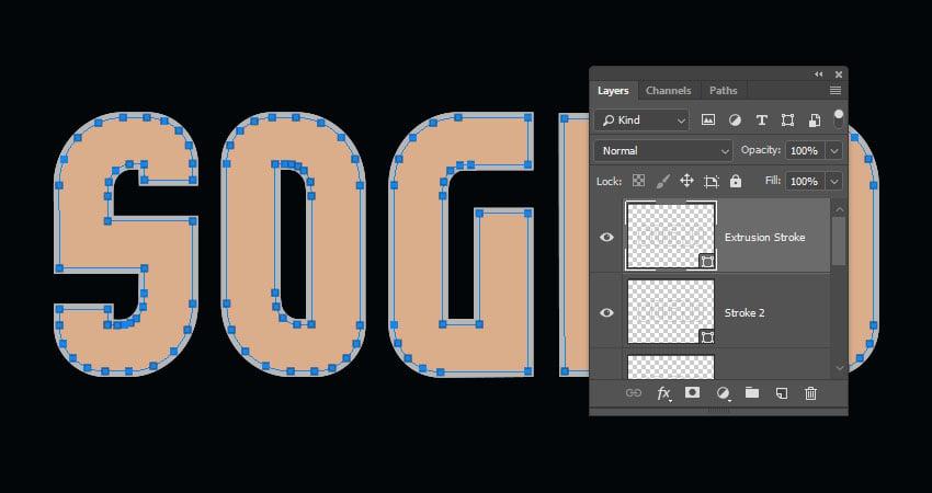 Create Copy Layers