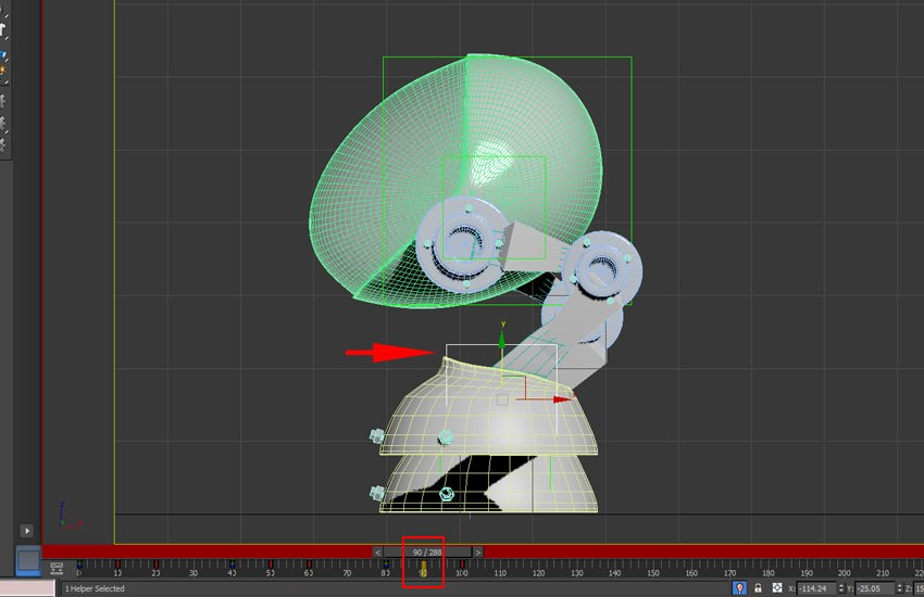 Keep refining in-between leg animation