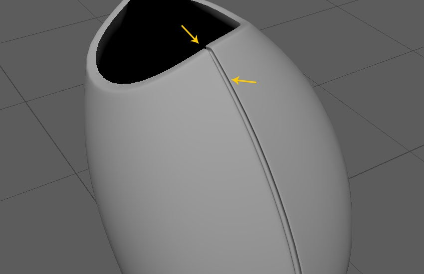 Detailed hard surface modeling