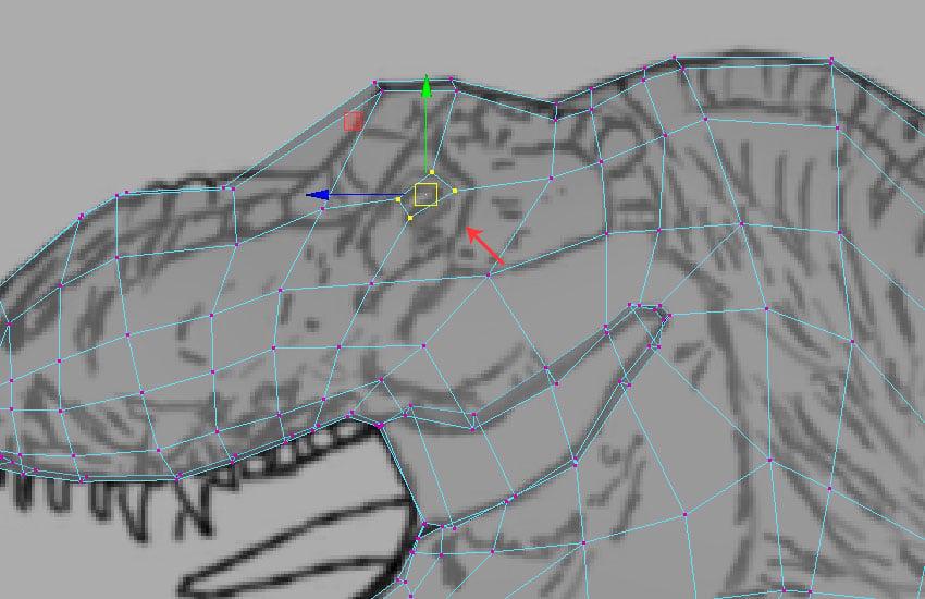 Maintain quad topology