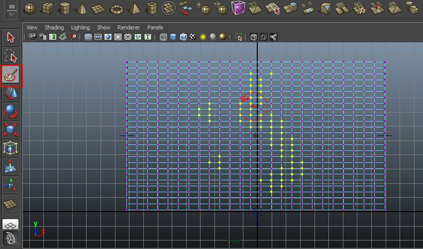 Paint Selection Tool