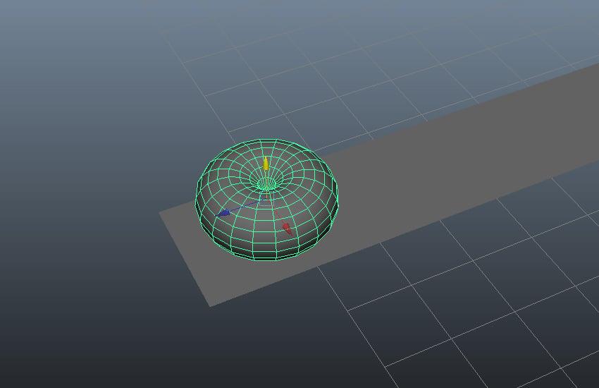 Draw a torus primitive