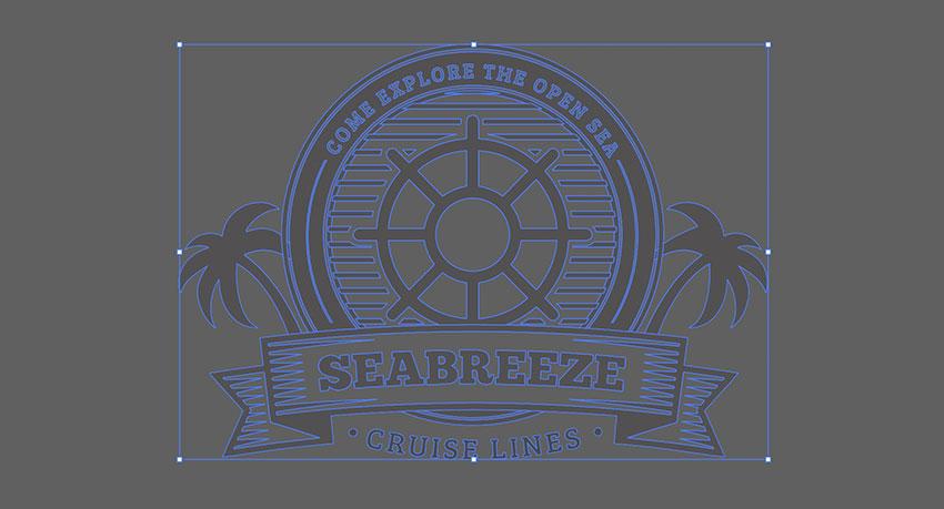Seabreeze badge