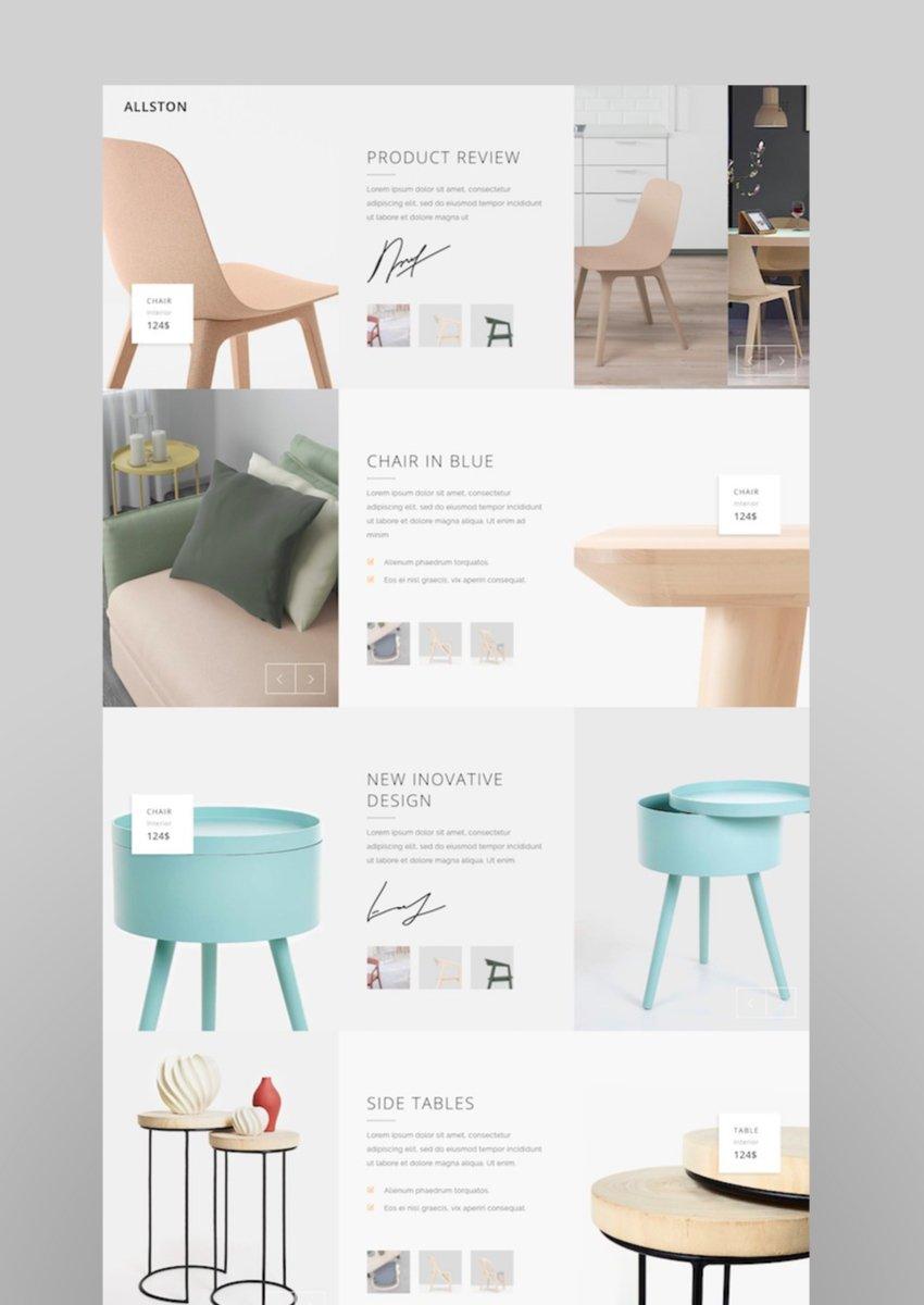 Allston - A Contemporary Theme for Interior Design and Architecture