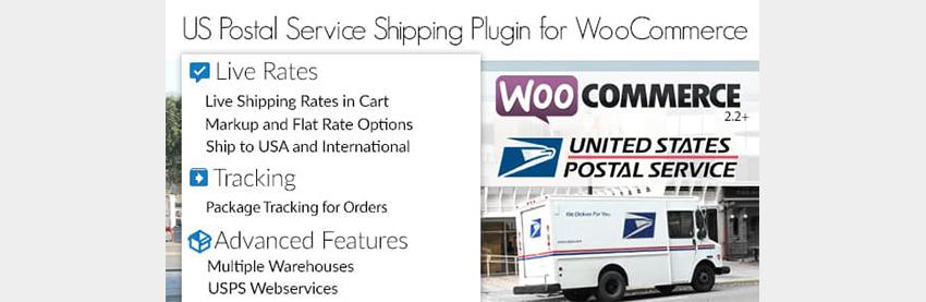 Plugin de envío en WooCommerce para USPS