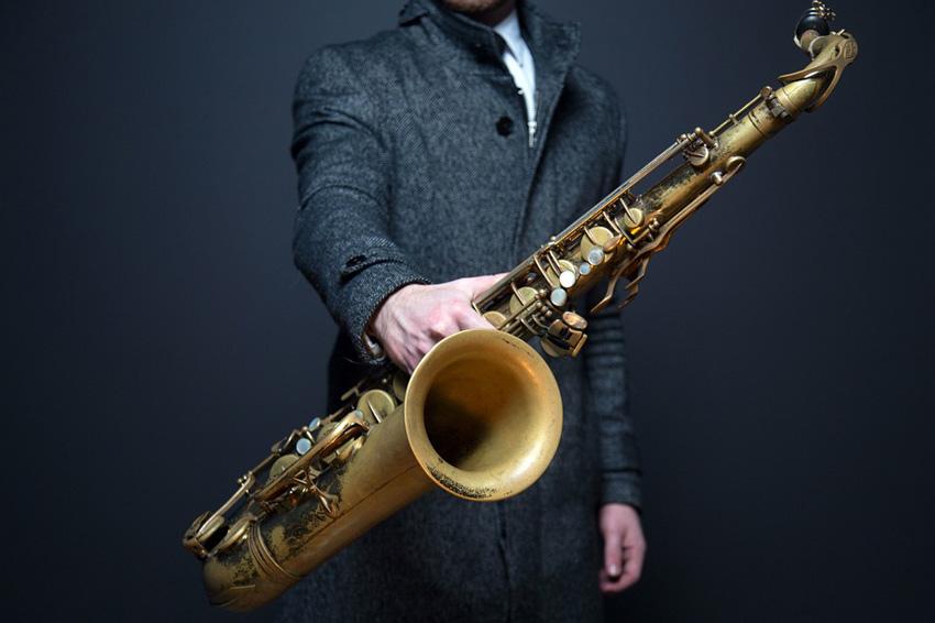 Jazz Saxaphone