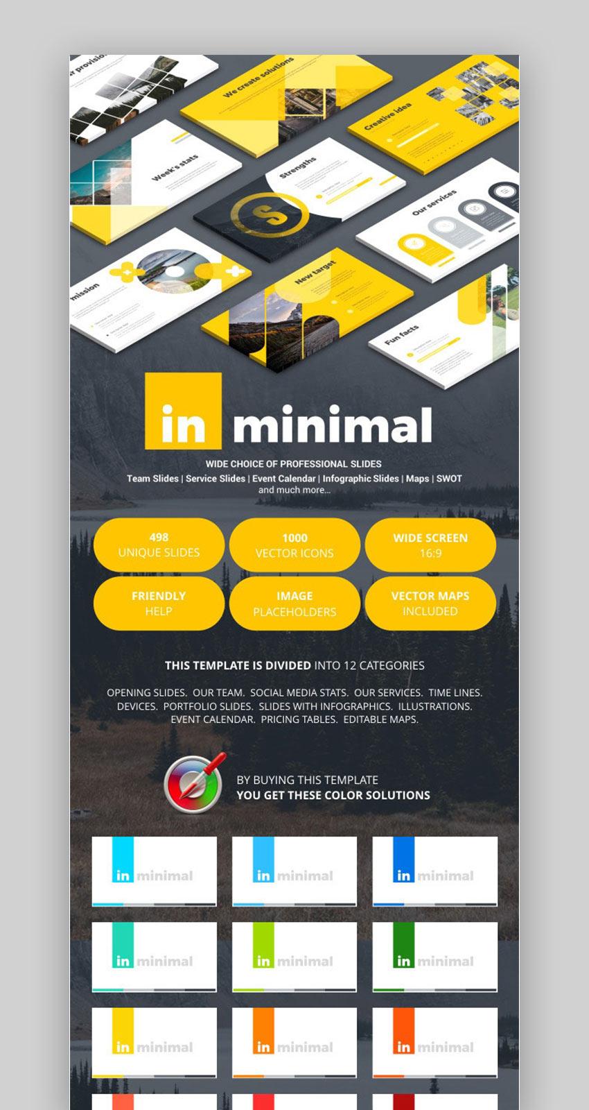 In Minimal