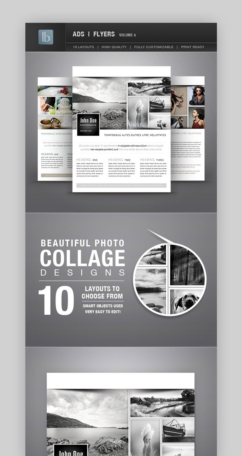 Ads Business Flyers Volume 6