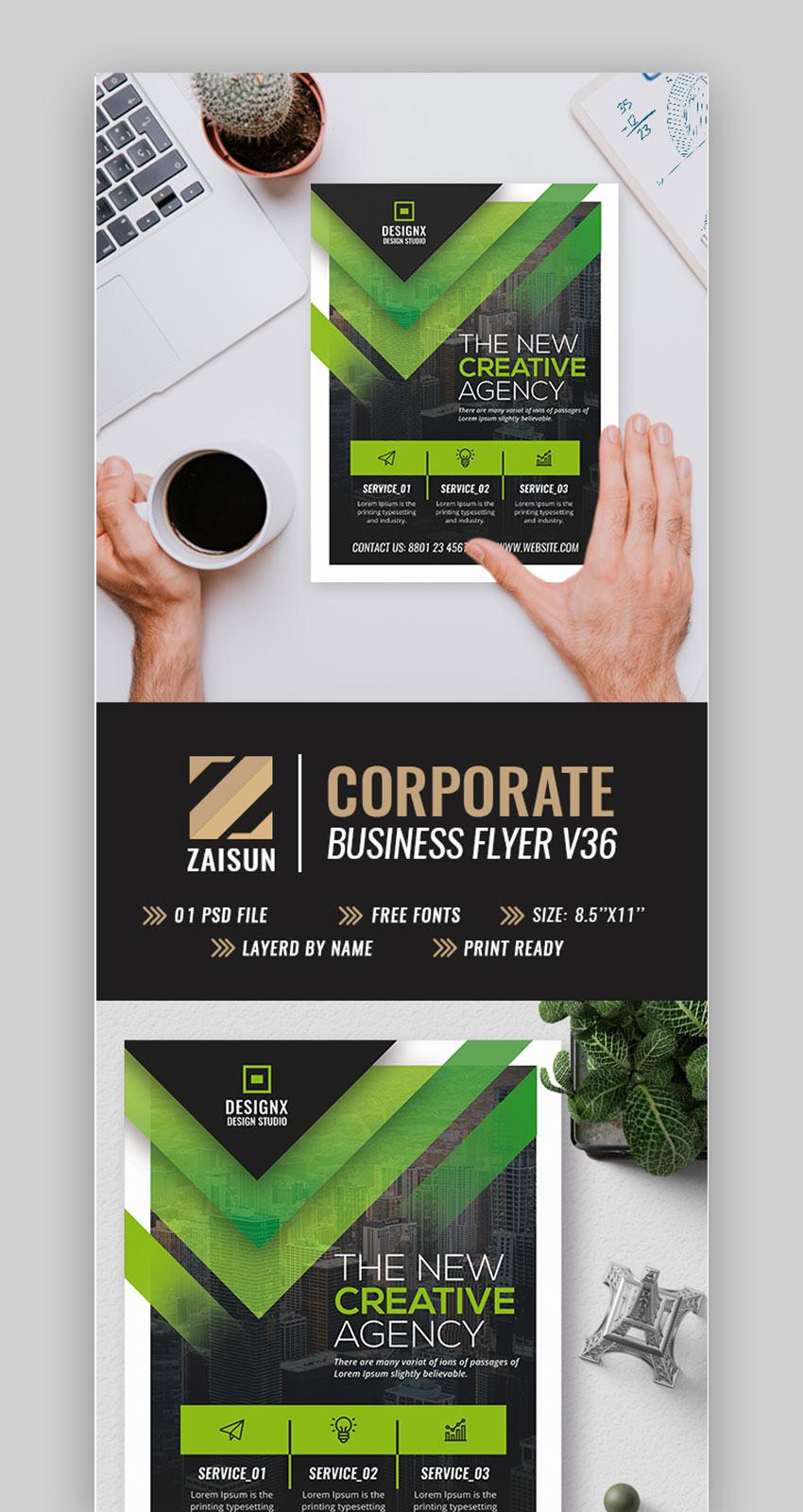 Business Flyer V36