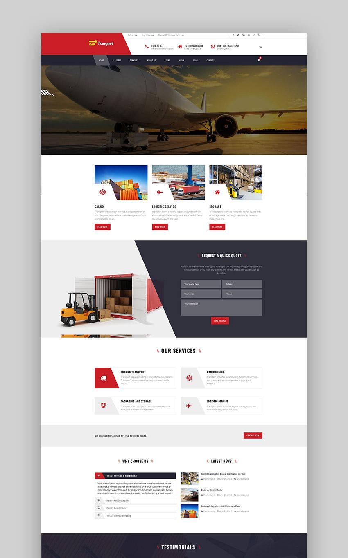 Transport - Logistic  Warehouse