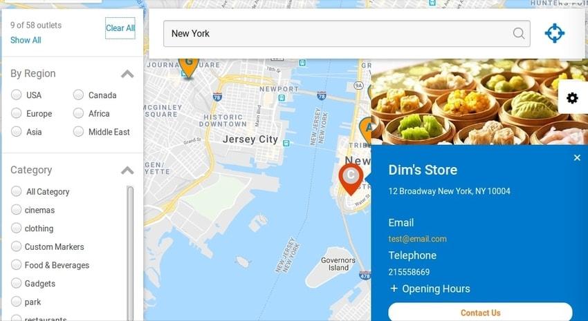 Super Store Finder