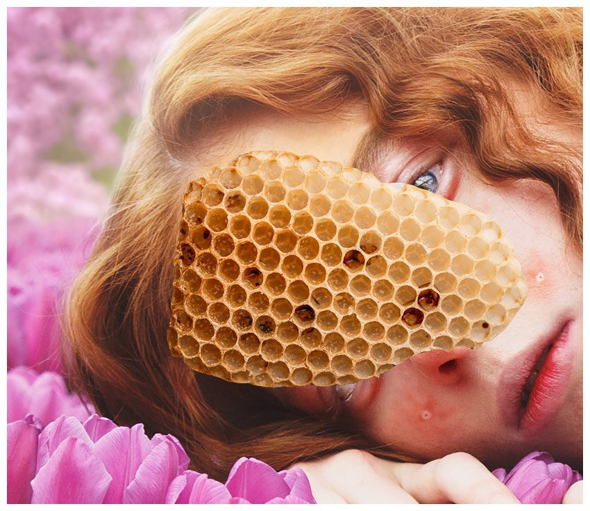 place honeycomb