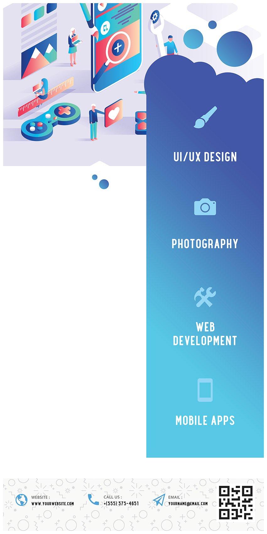 add icon descriptions