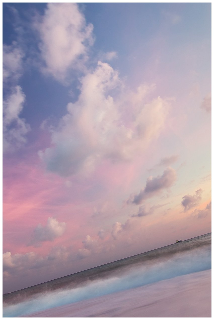 slant sky