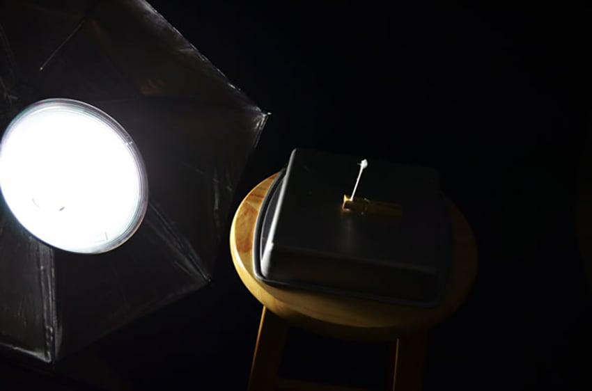 light pan