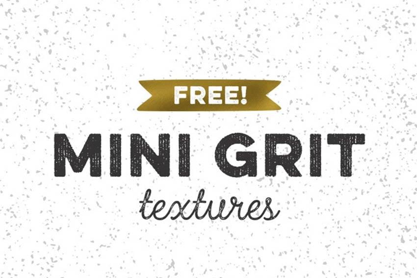 Free Vector Mini Grit Textures