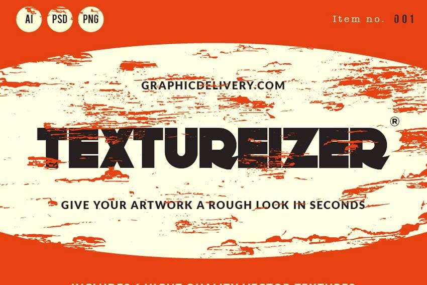 Textureizer - Free Vector Textures