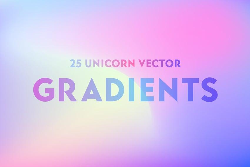 Unicorn Vector Gradients