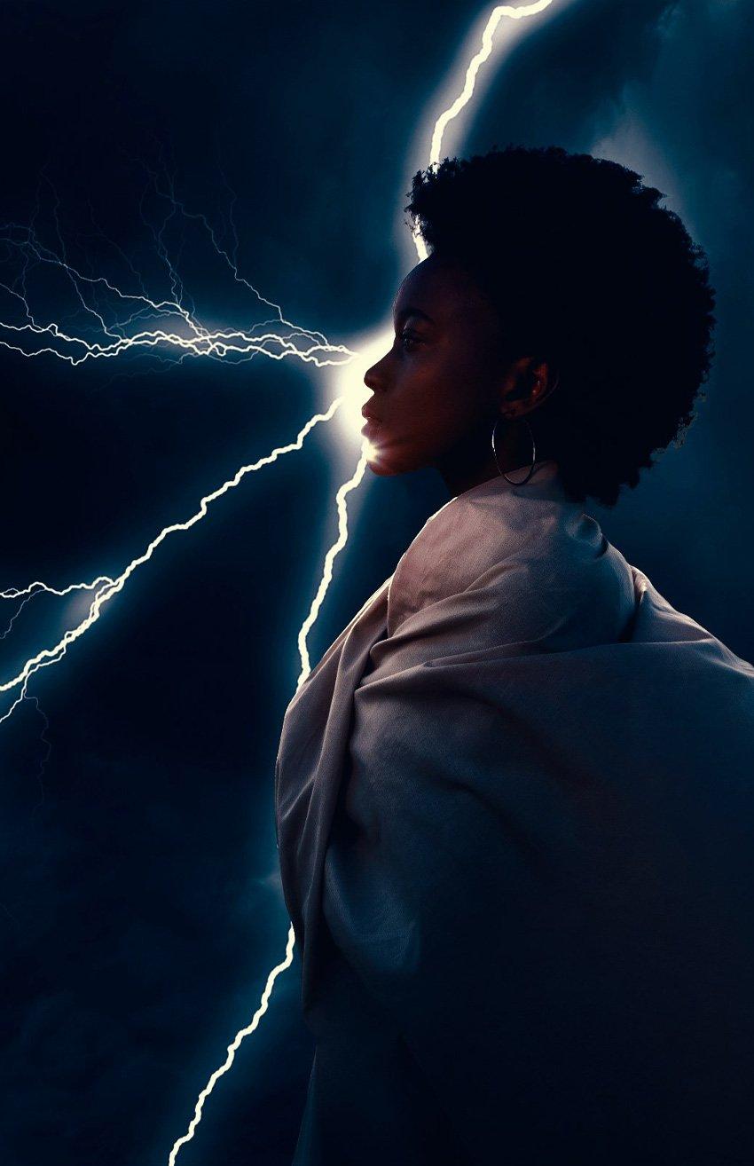 enlarge lightning