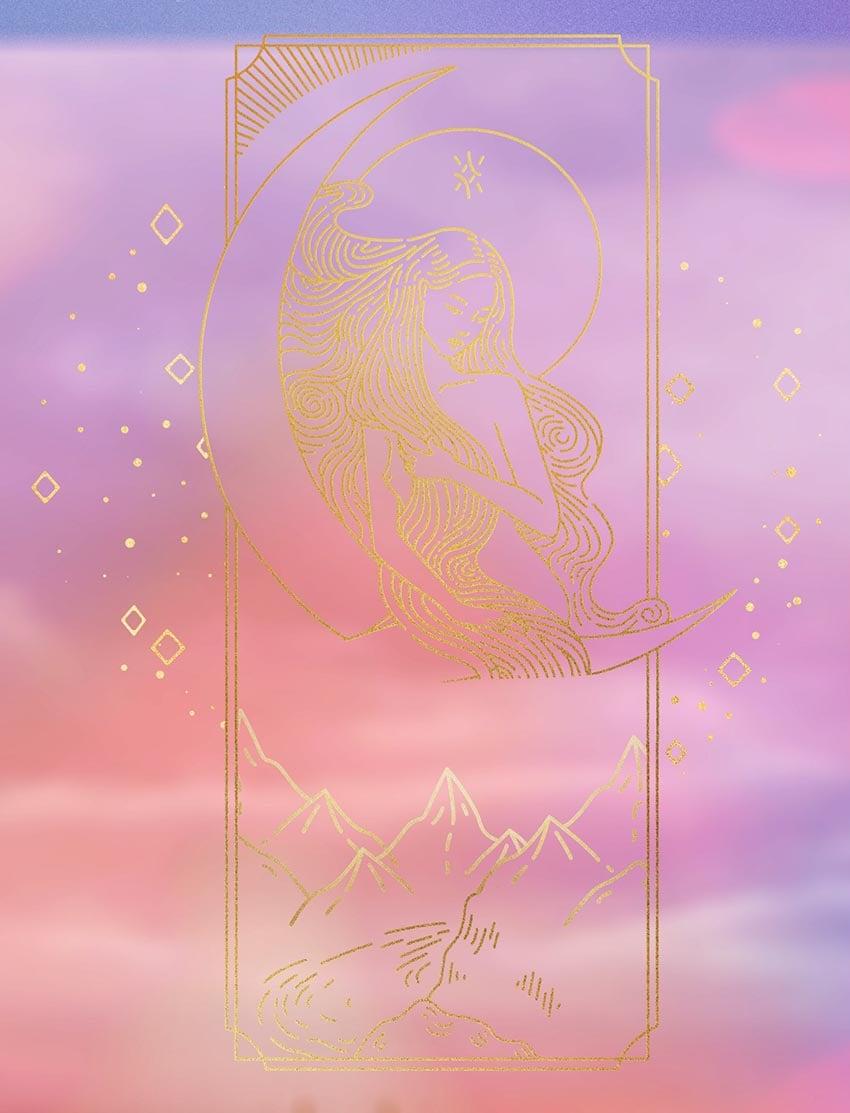 darken pastel
