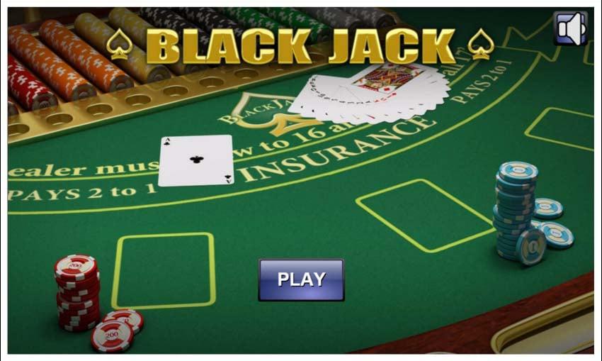 HTML5 3DBlack Jack