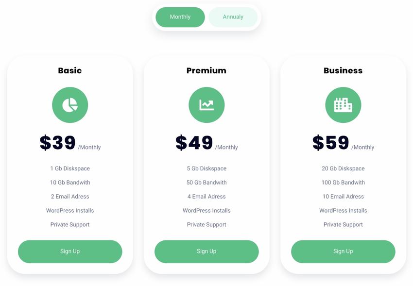 collyshefra-responsive-modern-pricing-table