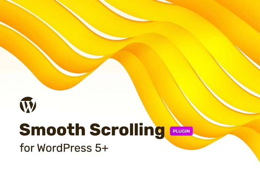 Smooth Scrolling for WordPress