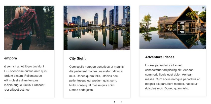Responsive Posts Carousel is a lightweight and powerful carousel WordPress plugin.