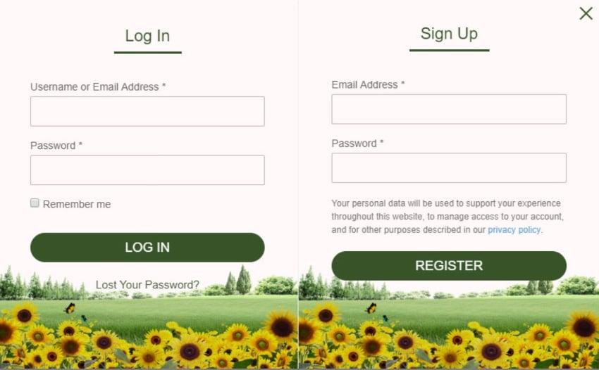 Saraggna | WooCommerce Login - Registration Popup Plugin