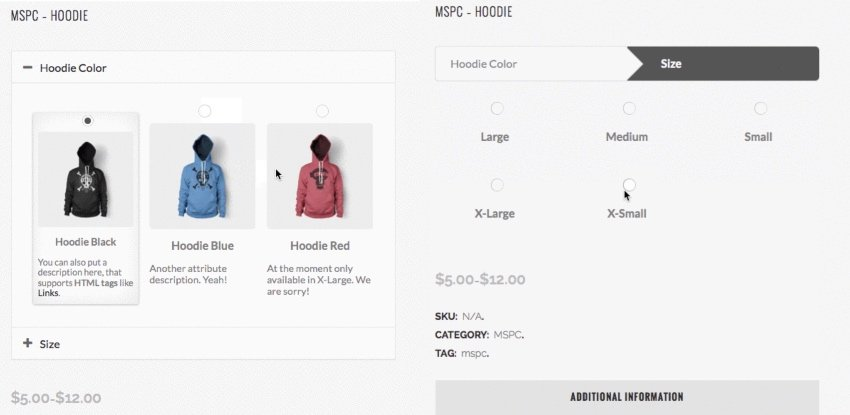 Multistep Product Configurator for WooCommerce