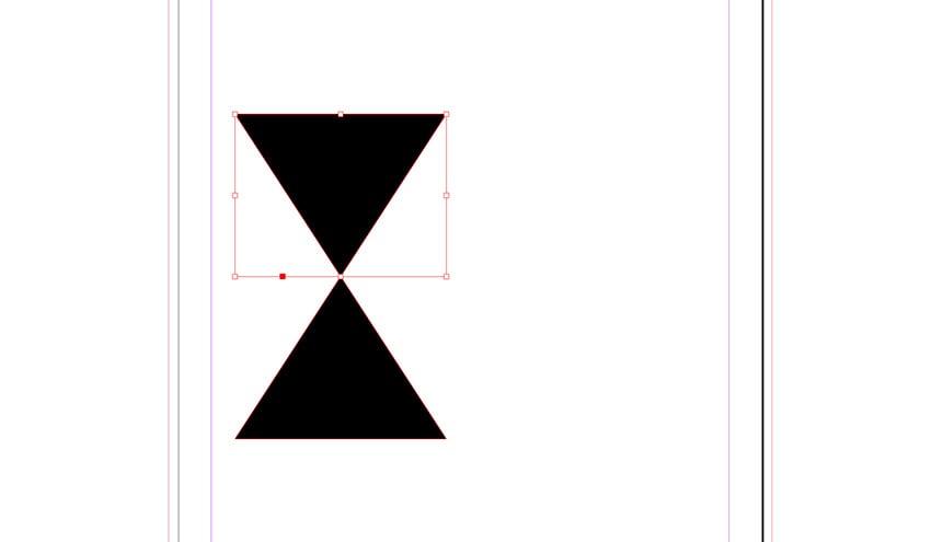 Duplicate the triangle