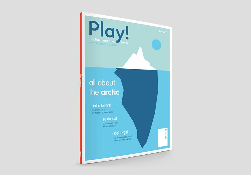 How to Design a Stylish Kids Magazine in Adobe InDesign