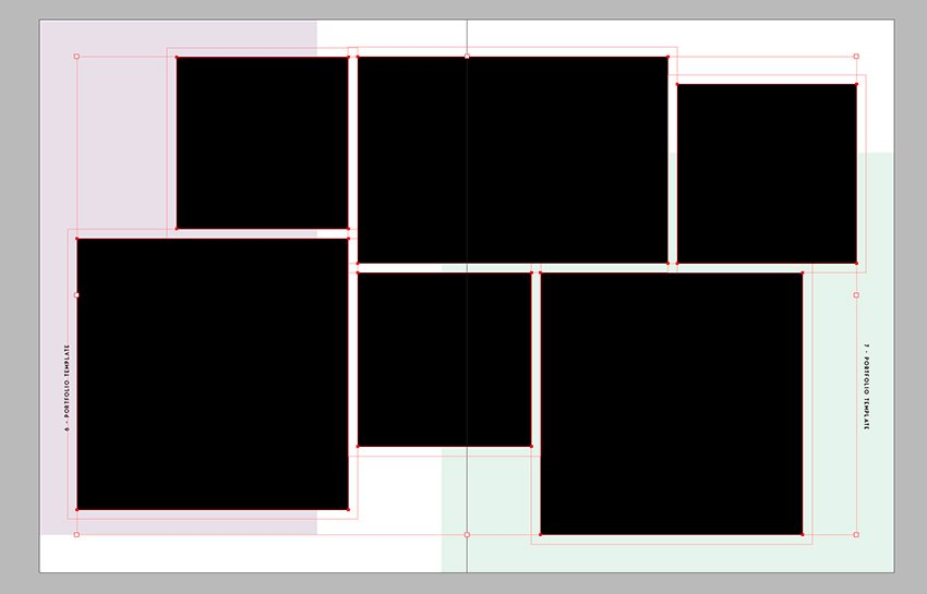 duplicate the rectangle and use the offset as margins