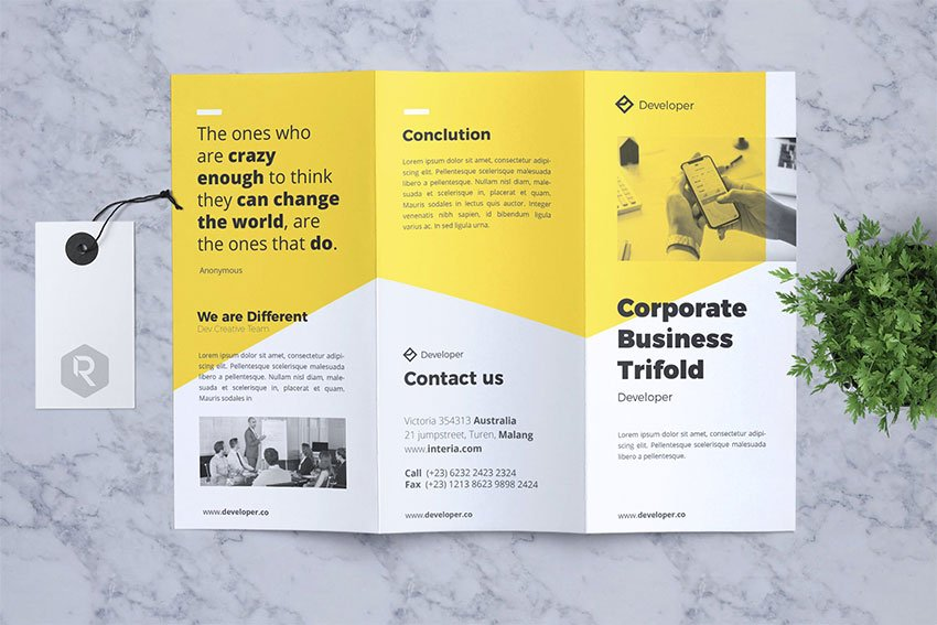 Corporate Business Fllyer Vol 16