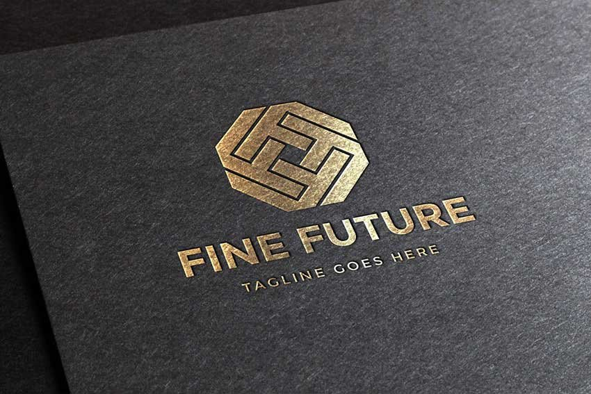 Fine Future - Monogram Initials