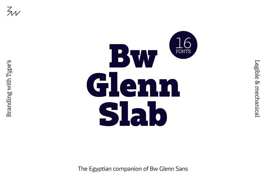 BW Glenn Slab