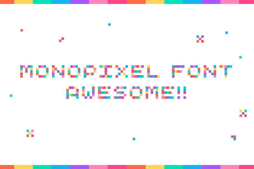 Monopixel Awesome