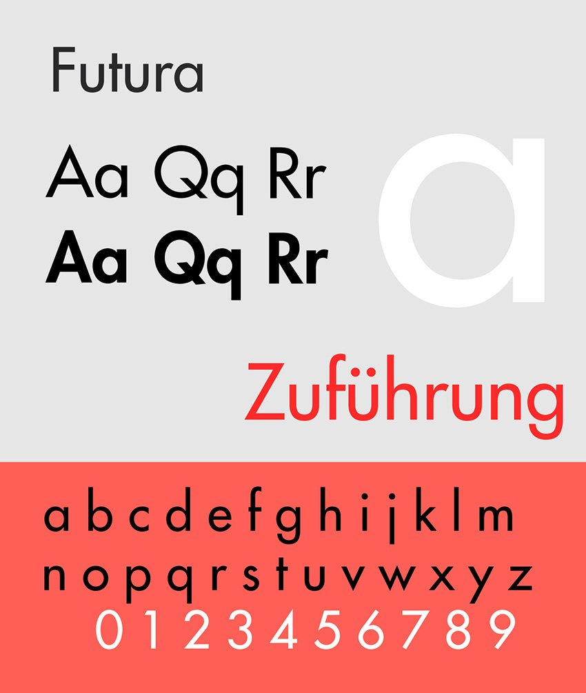 Futura History Futura Specimen