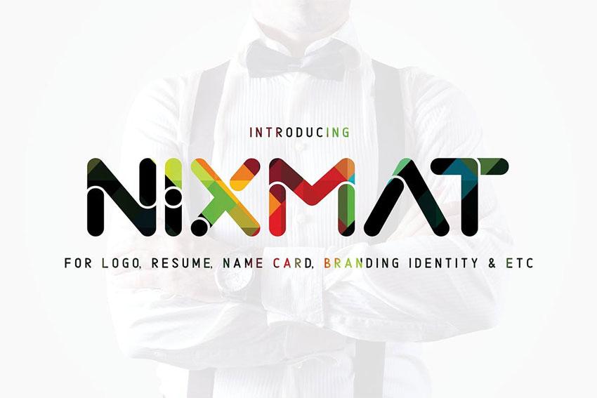 Nixmat Font