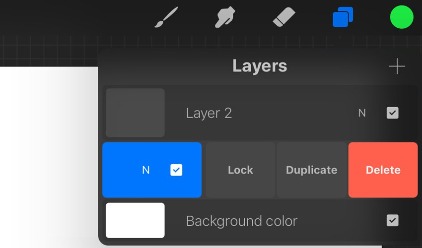 Lock Duplicate and Delete Layers