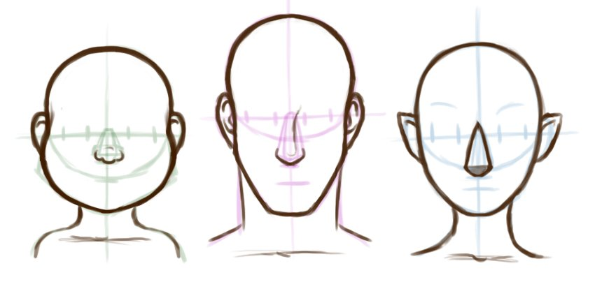 Developing the nose
