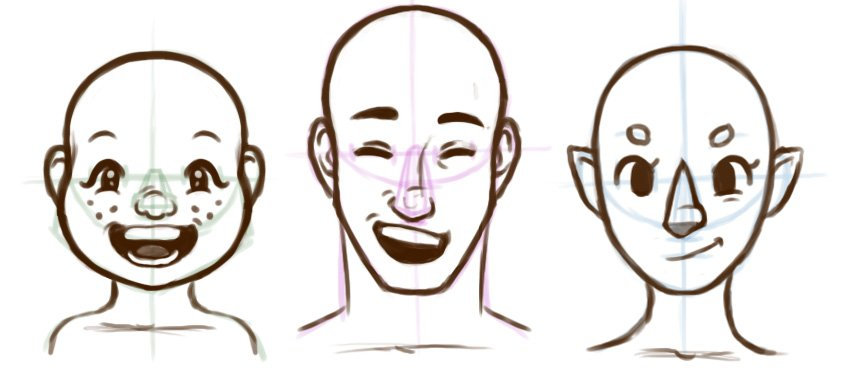 Altered expressions